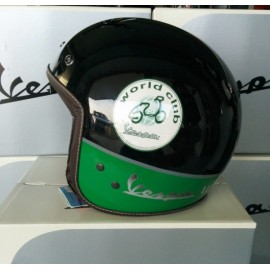 CASCO NERO VESPA WORLD DAYS 2014