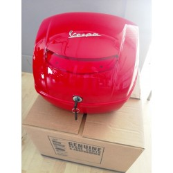 BAULETTO ORIGINALE VESPA LX RED DRAGON ROSSO 894