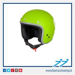 CASCO VESPA COLORS APPLE GREEN - VERDE