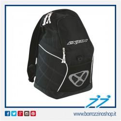 X ON Zaino Tecnico Da Moto Ixon Nero/Bianco 20 Litri