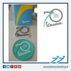 KIT CELEBRATIVO VESPA 70° ANNIVERSARIO