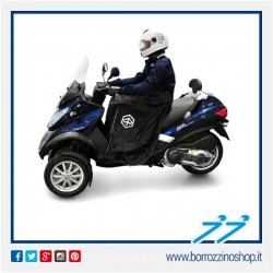 TELO COPRIGAMBE ORIGINALE PIAGGIO MP3 300 - 500 LT BUSINESS - SPORT 605576M001