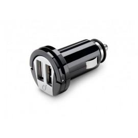 MICRO CARICABATTERIE ACCENDISIGARI DOPPIA USB