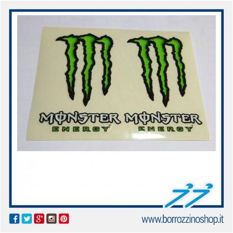 ADESIVO MONSTER ENERGY 4PZ STANDARD