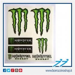 ADESIVO MONSTER ENERGY 7 PEZZI