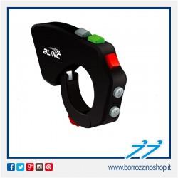 BLINC BL 300 telecomando da manubrio moto per interfono da casco BL 100i HANDFREE