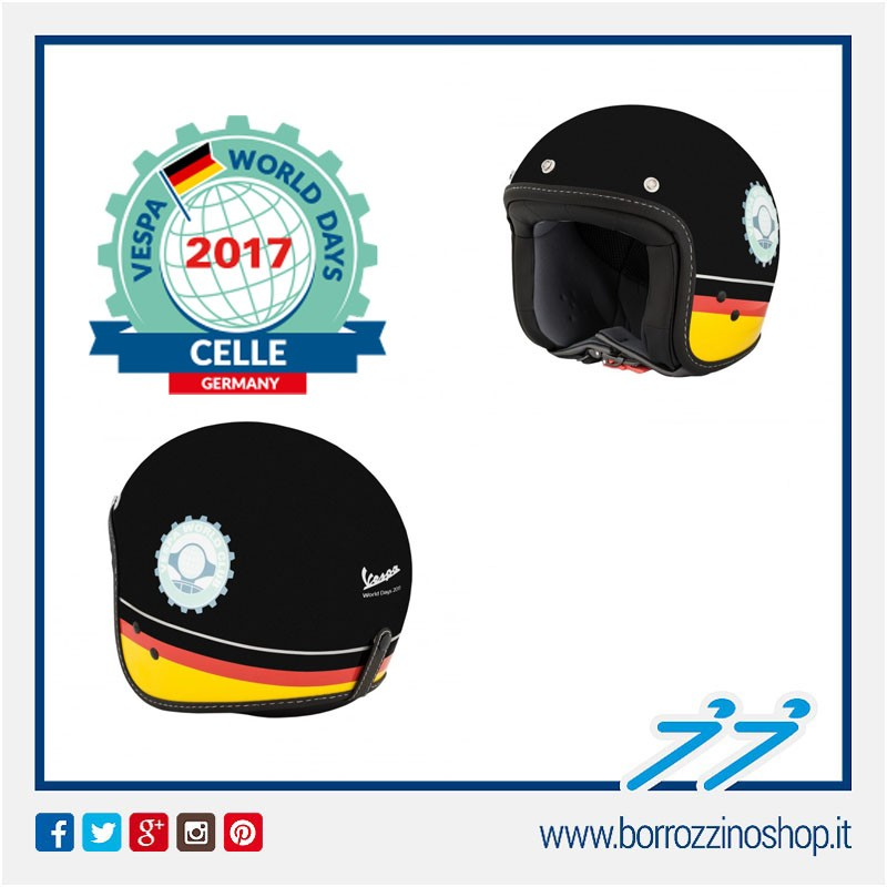2f28408b68905e CASCO VESPA WORLD DAYS 2017 - GERMANIA CELLE - COLORE NERO