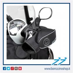 COPRIMANOPOLE TUCANO R334 SP NERO NYLON per manubri con specchietti