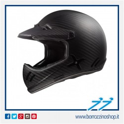 CASCO LS2 MX471 XTRA CARBON in carbonio - MATT CARBON - CARBONIO OPACO - ENDURO CROSS