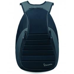 ZAINO SEAT BLACK / GREY - NERO GRIGIO DISEGNO SELLA VESPA GTS