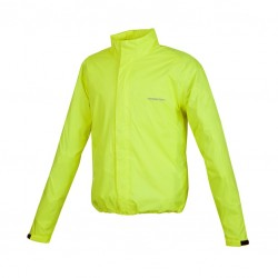GIACCA ANTIPIOGGIA NANO RAIN JACKET PLUS SUPERCOMPATTABILE GIALLO FLUO