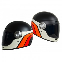 VISIERA DARK SMOKE CASCO ORIGINE VEGA VINTAGE INTEGRALE