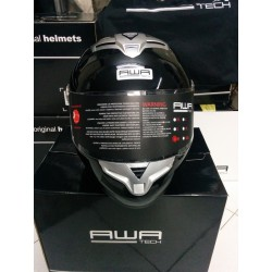 CASCO INTEGRALE Awatech Basic Full Face Black
