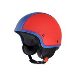 CASCO VESPA FLUO BASIC CORALLO